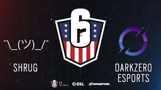 DarkZero Esports vs. Shrug | Rainbow Six: US Nationals - 2019 | Stage 3 | Week 1 | Eastern Conferenc