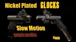 Escape From Tarkov | Slow Motion | Glock Nickel Plated Slide