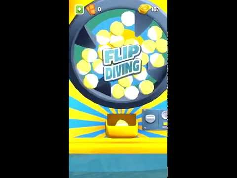 Flip Diving Glitch!!!!!!!!!!!!!