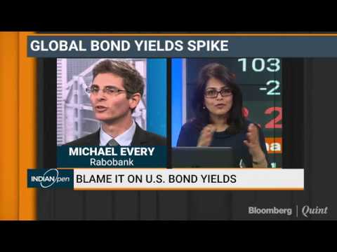 Michael Every: Interest Rates Are Going To Be Significantly Higher