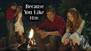 "Maya & Lucas | ""Because You Like Him"" || Girl Meets World"