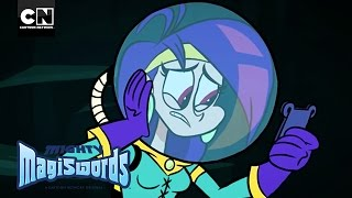 Mighty Magiswords | The Warriors' Undersea Misson! | Cartoon Network