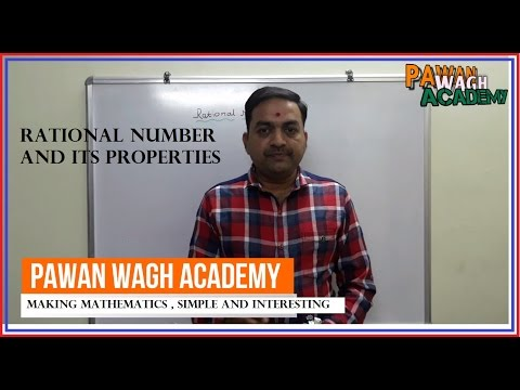 Rational Number and its Properties