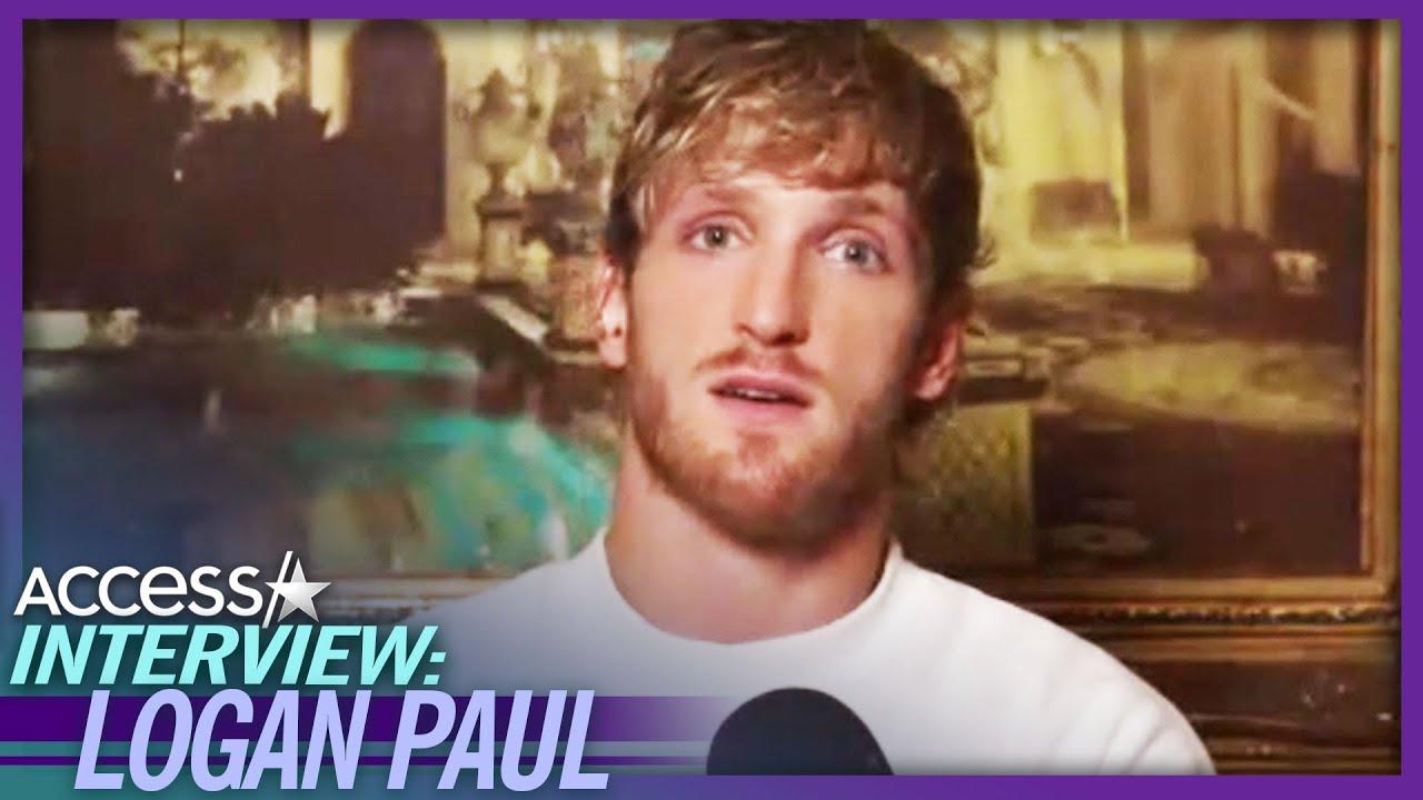 Logan Paul Won't Dedicate Floyd Mayweather Win To Rumored GF Charly Jordan