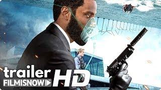 TENET (2020) NEW Trailer | Christopher Nolan Time Travel Spy Thriller Movie