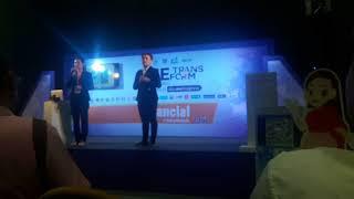 SME TRANS FORM เชื่อม SMEไทยสู่สากล 2018  ง่ายแค่ปลายนิ้ว