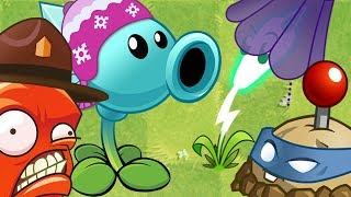 Plants vs. Zombies 2 - Every Plant New Costume!(More PvZ comedy ▻ http://bit.ly/MessingUpPvZ Click Here To Subscribe! ▻ http://bit.ly/BecomeNeighbor I edit my videos with Cyberlink Powerdirector13 ..., 2014-01-17T22:56:43.000Z)
