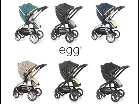 Egg Stroller by Babystyle - in-store demo by Direct4baby