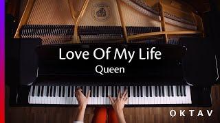 Queen - Love Of My Life (Piano)
