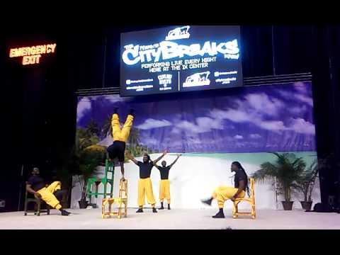 African acrobats April Cleveland 2015