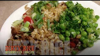 Actifry 2 In 1 Dirty Rice Cheekyricho Tutorial