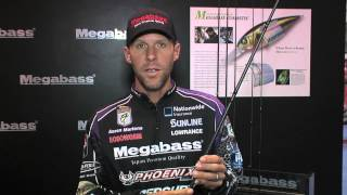 Aaron Martens Shows Us the Megabass Orochi XX