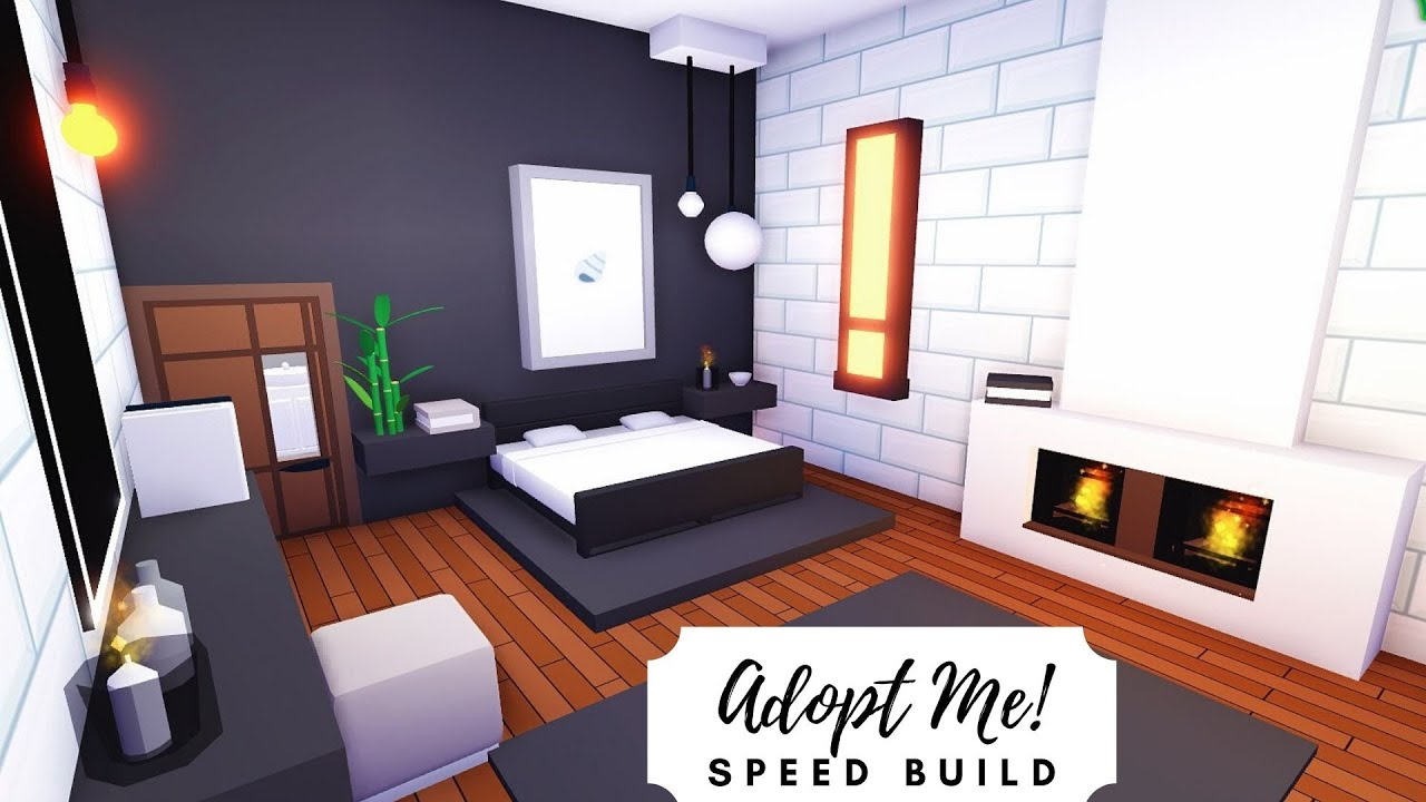 Modern Futuristic Home Speed Build Part 3 Roblox Adopt Me Youtube