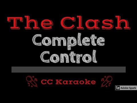 The Clash   Complete Control CC Karaoke Instrumental