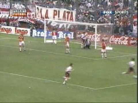 Goles Salas y River Campeón (96 al 97)