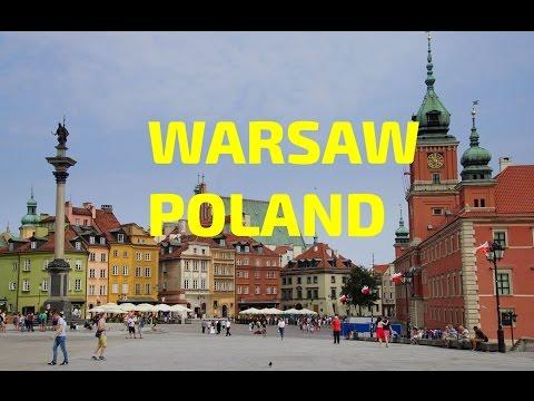 Warsaw Poland - Travel Europe