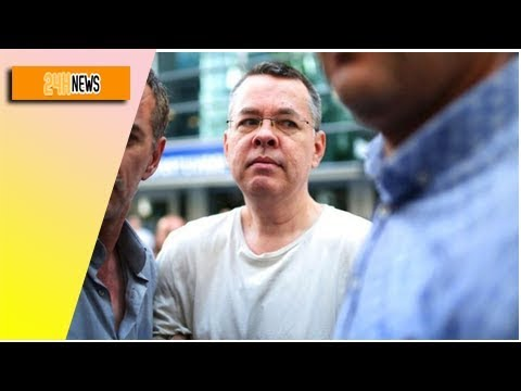 News 24h - Trump rejects Turkey's offer to release American pastor if US drops probe of Turkish b...