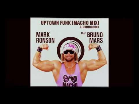 Uptown Funk (Macho Mix) - DJ Cummerbund