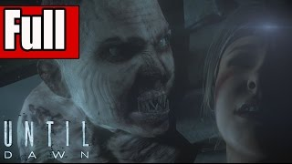 Until Dawn Full Game Walkthrough - Everybody Lives Edition (All 10 Chapters)