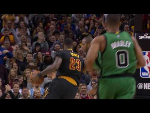 LeBron James & Al Horford Trade Blocks in Cleveland! | 12.29.16