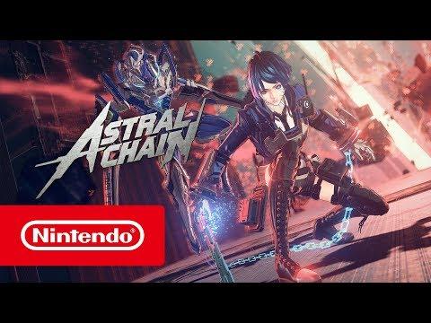 ASTRAL CHAIN - Bande-annonce de l'E3 2019