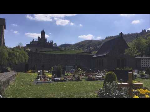 The Sights of Cochem, Germany- Moselle River