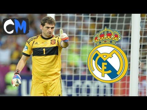 Iker Casillas ● Real Madrid ● Melhores Defesas