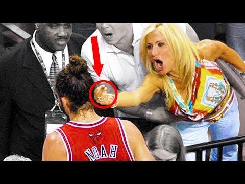 Times NBA Fans Went Too Far