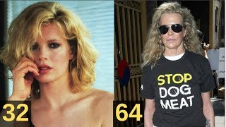 Kim Basinger From 11 to 64 Years Old