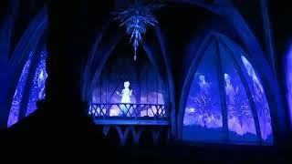 Frozen ever after Elsa Animatronic full movement
