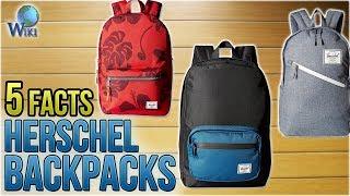 Herschel Backpacks: 5 Fast Facts