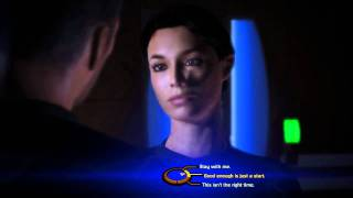 Mass Effect Ashley Romance Make Me xD