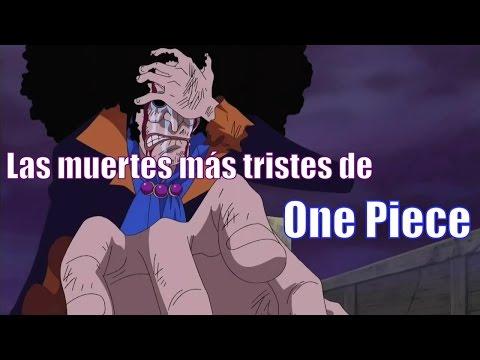 Las muertes más tristes de One Piece - One Piece Top