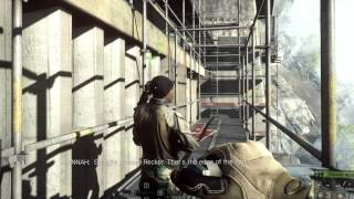 Battlefield 4 Tashgar Campaign Dam Jump Bug