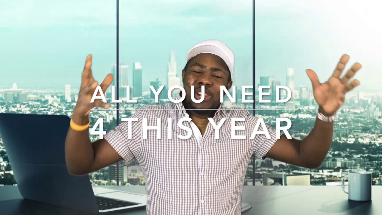 All you need for this year l 2 minutes with Dee