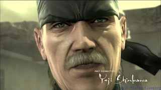 Metal Gear Solid 4: Guns of the Patriots All Cutscenes (PS3) Game Movie 720p HD thumbnail
