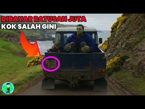Bikin Ngakak! Kesalahan Editing Lucu Dalam Film Terkenal Yang Jarang Diperhatikan Penonton