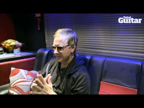 Rig Tour: Alice In Chains (Jerry Cantrell & William DuVall)