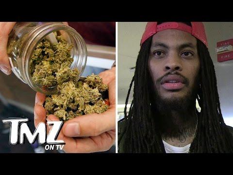 Vegan rapper Waka Flocka makes weed edibles
