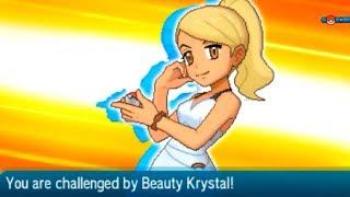 Pokemon Sun & Moon - Beauty Krystal - Route 2