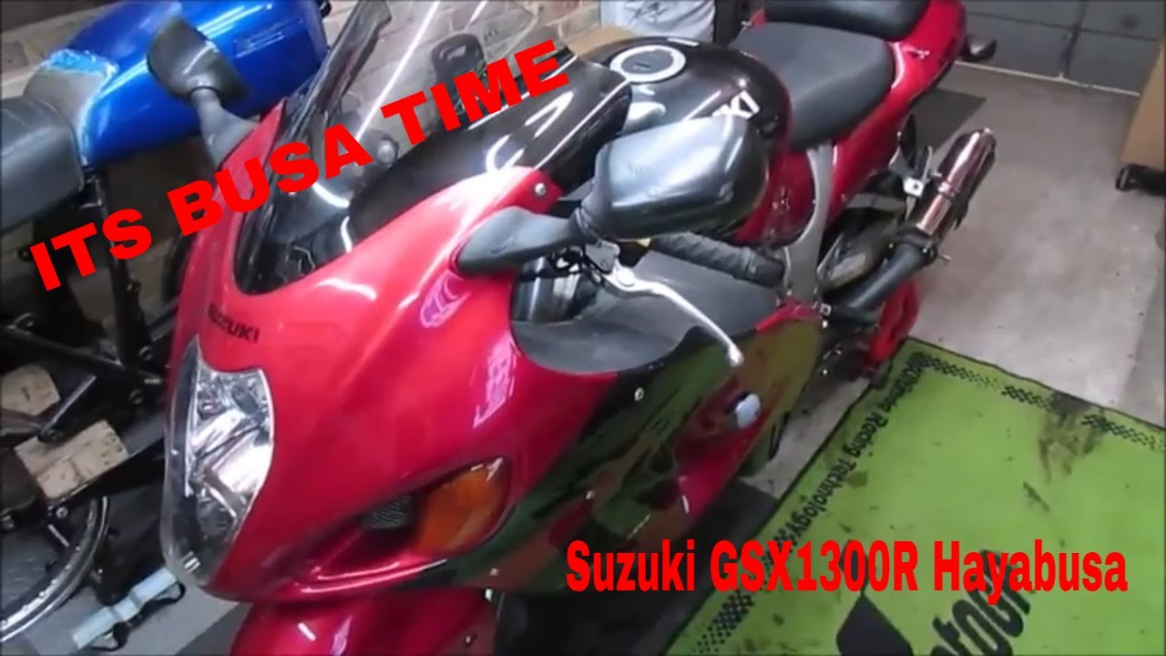 Suzuki Hayabusa Stripdown Part 1 - Most Popular Videos