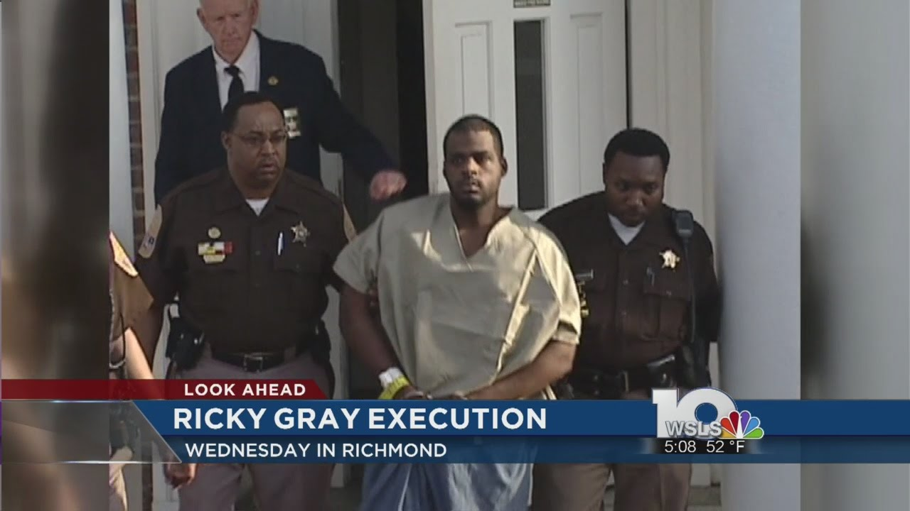 Gov Mcauliffe Will Not Stop Execution Of Ricky Gray Youtube