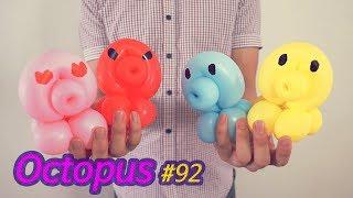 풍선아트 문어 #92 요술풍선 / Octopus - B…