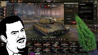 World of Tanks - Jadę im najobać...  #Ader