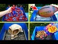 AMAZING SHREDDING COMPILATION! SHREDDING SPIDERMAN, CHUPA CHUPS, SKULL, FOOTBALL AND OTHERS