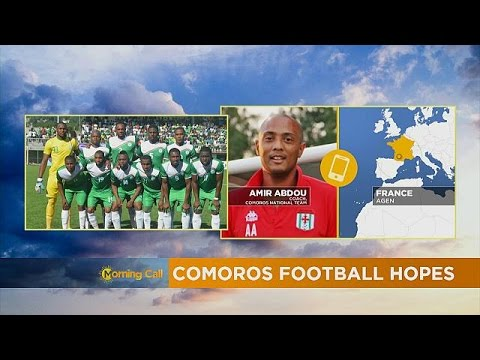 Comoros and hopes of the World Cup [The Grand Angle]