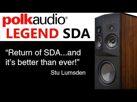 Polk Audio Legend Series | The Return of SDA