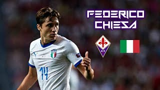 Federico Chiesa 2018-2019 - Fiorentina - Sublime Skills Goals & Assists