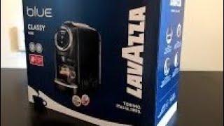 Lavazza Blue Classy Mini Unboxing