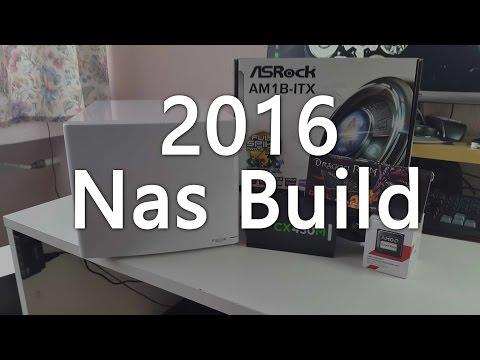 My 2016 NAS build